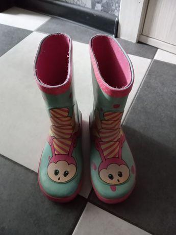 Гумові чобітки Clarks