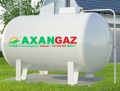 Zbiornik na gaz propan 2700, 4850, 6400l. LPG. Gaz płynny!