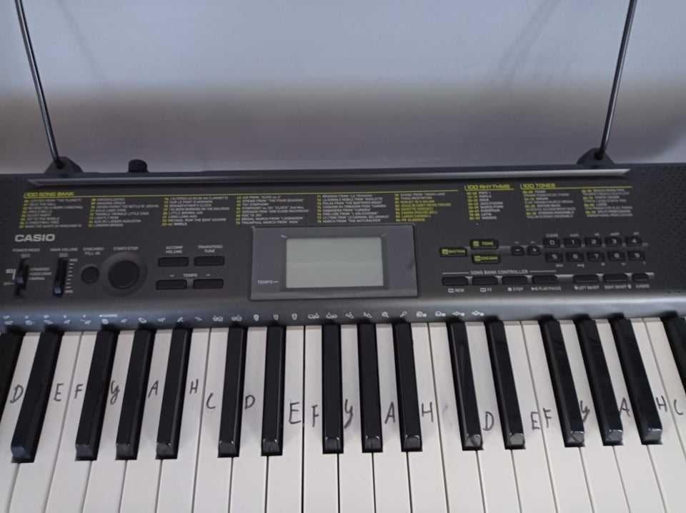 Keyboard casio mało używany