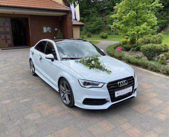 Samochód auto do ślubu / Duży wybór dekoracji / odwóz transport gości