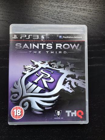 PS3 gra Saints Row Polska wersja wysyłka paczkomat