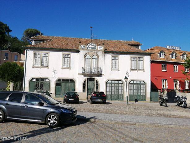 Douro. Caldas de Arêgos. Cedência do direito de superficie p/hotelaria