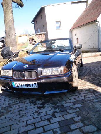 BMW E36 cabrio 1.8 benzyna +gaz