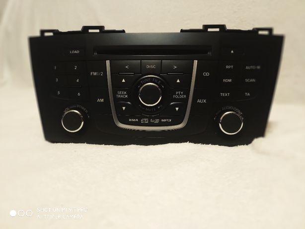 Oryginalne Radio Samochodowe Mazda 5 2010> Zmieniarka 6 CD MP3/VMA