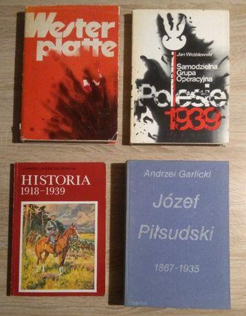 Westerplatte, Polesie 1939, Historia 1918/1939, Józef Piłsudski