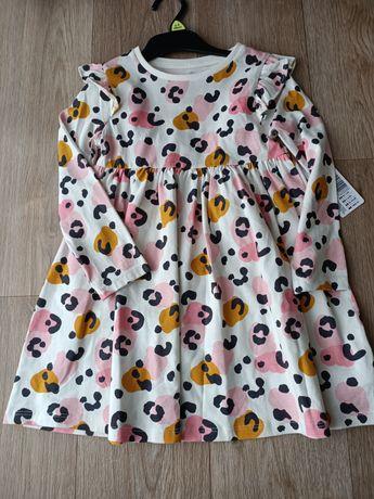 Sukienka bawełna nowa