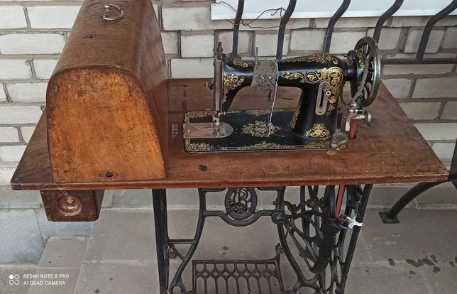 """Продам швейну машинку """"Rast&Gasser"""""""