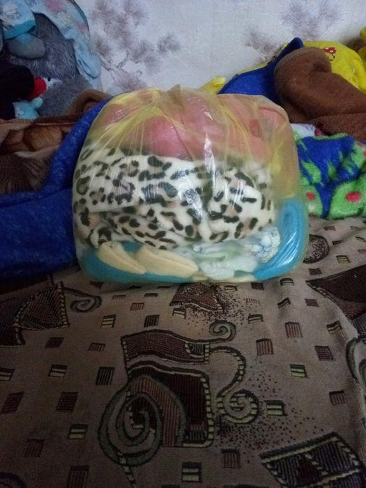 Продам пакет вещей для новорожденных Белополье - изображение 1