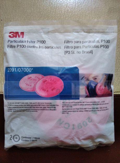 Фильтра от пыли 3М