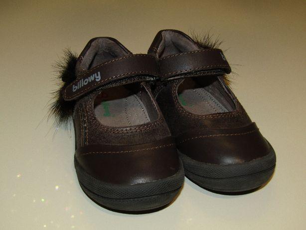 sapatos menina castanhos como novos tamanho 23