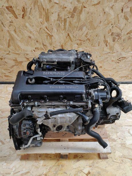 Mecânica Nissan SR20DE JDM c/caixa