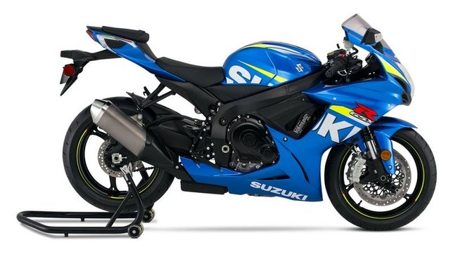 Komplet NOWYCH owiewek do motocykla SUZUKI GSX-R 600 L5 15-18r