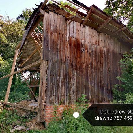 Stodola stodoły stare drewno skup desek darmowa wymiana rozbiórka
