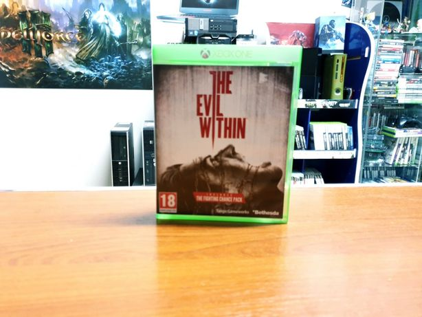 Gra The Evil Within Xbox ONE