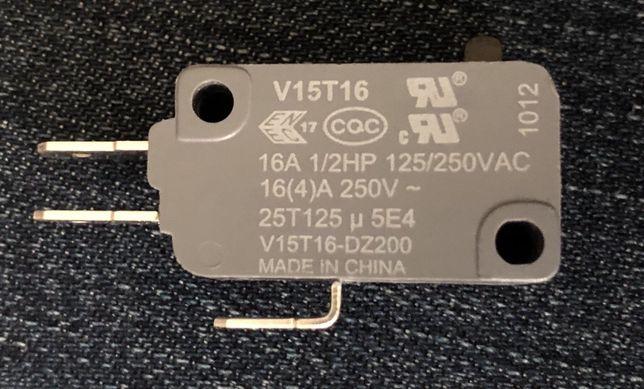 Honeywell V15T16-DZ200 mikroprzełącznik switch