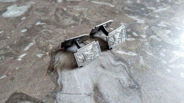 Srebrne spinki do mankietów srebro 835.