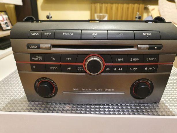 Radio mazda 3 po lifcie