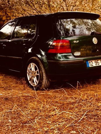 Troco Golf 1.4 16v por carro a gasoleo
