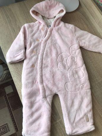 Человечек/одежка/одежа для младенца/девочки теплый