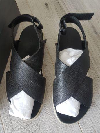 Sandałki ecco 37