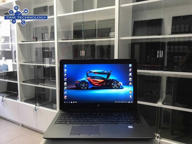 Ноутбук HP Zbook 15 G3 [i7 HQ] NVIDIA 2 GB [FULL IPS] SSD на Куліша 22