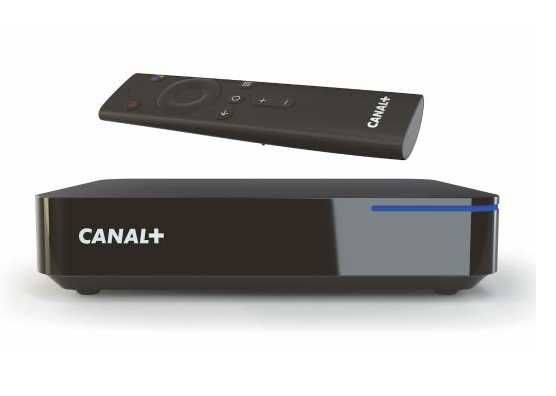 CANAL+ box 4K C+ Android