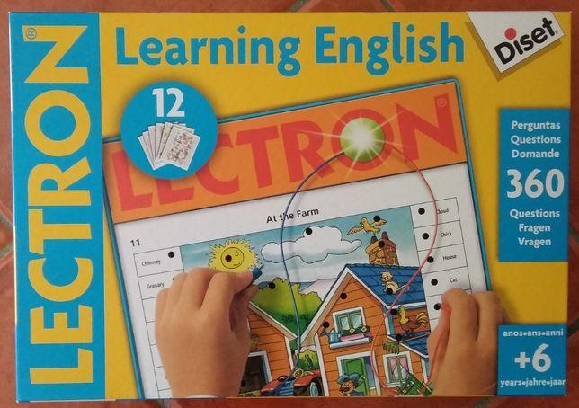 Jogo Lectron Learning English Diset