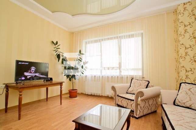 Сдам 3 ком. квартиру в новострое бизнес-класса ЖК Дом на Набережной