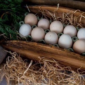 Jaja wiejskie Rybnik Ochojec