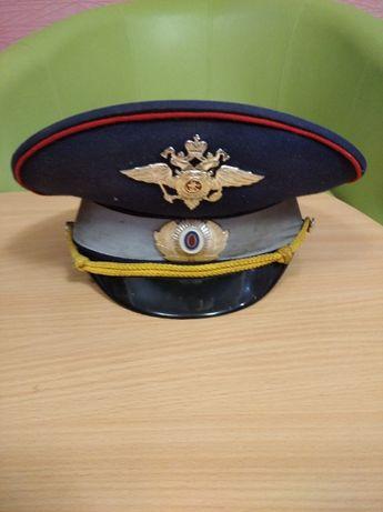 Фуражка сотрудника ДПС России