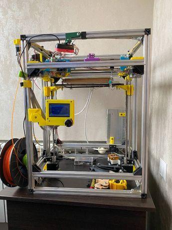 Новый 3d printer 3д принтер