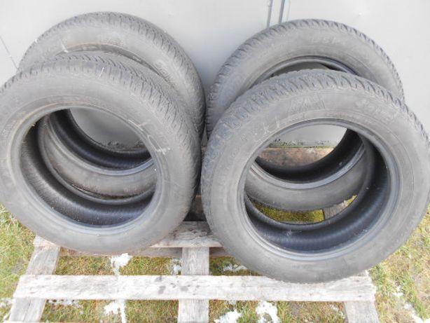 Używane opony zimowe dla kolekcjonerów 215/60 R 16