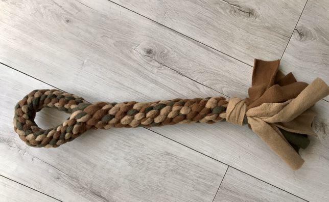 Mocny szarpak zabawka dla psa