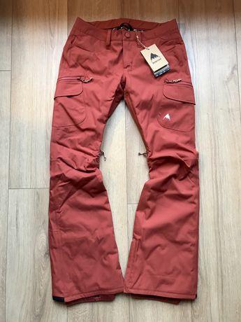 Spodnie Burton damskie snowboardowe narciarskie XS S okazja