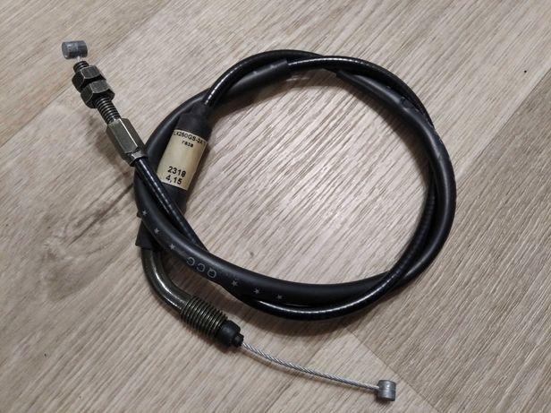 Loncin GP250 трос газ,сцепление.