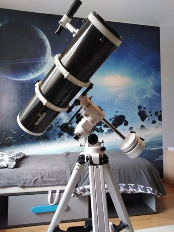 Teleskop zwierciadlany sky-watcher 150/750