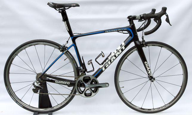 Rower szosowy GIANT DEFY ADVANCED SL, Dura-Ace Di2, karbon 6,7kg
