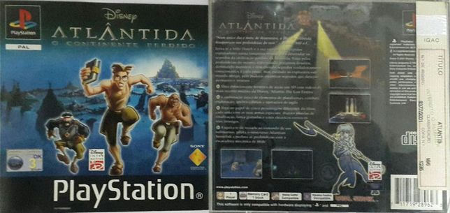 Jogos PS1 Pack 2