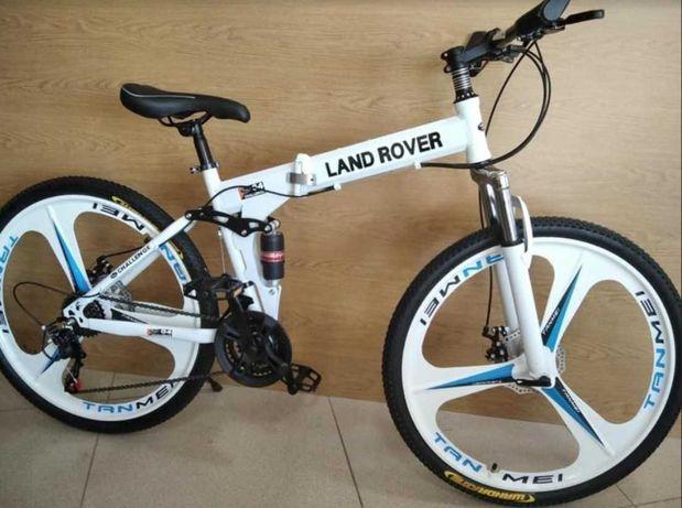 Land Rover Литые 26-е диски Велосипед.