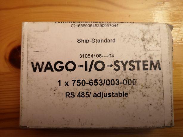Moduł Wago 750-653/003-000 RS485