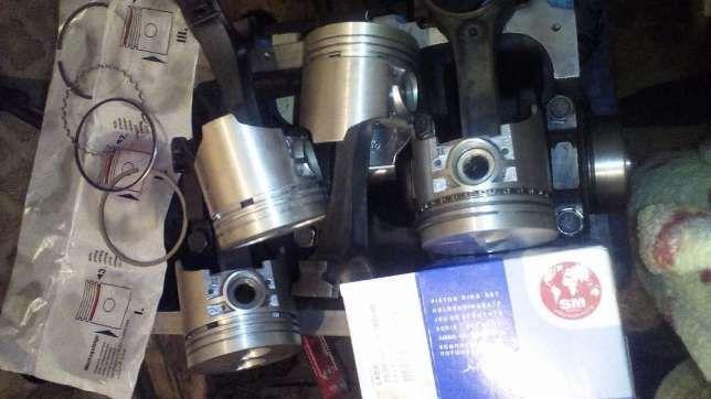 Двигатель Ваз2103 кап ремонт