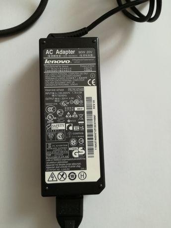 Ładowarka lenowo 90W/20V laptop ThinkPad  Hp na części