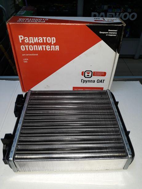 Радиатор отопителя (печки) на ВАЗ 2105,2107,2108