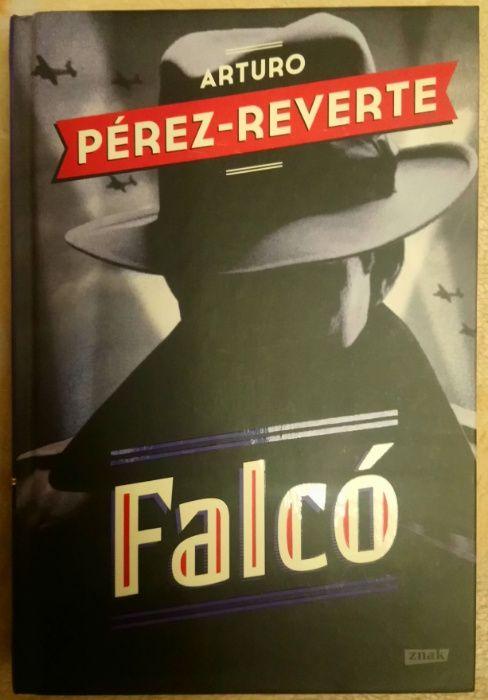 Arturo Pérez-Reverte, Falcó