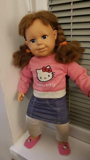 Lalka Hello Kitty duża jak nowa dla dziewczynki na prezent