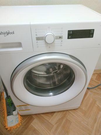 Стиральная машина whirpool fwsf61053ws eu