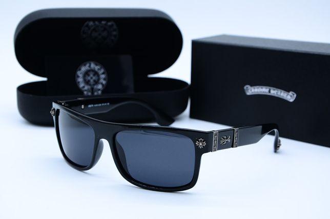 Chrome Hearts мужские солнцезащитные очки Polarized.
