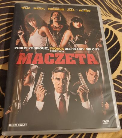 DVD Maczeta (polski lektor)