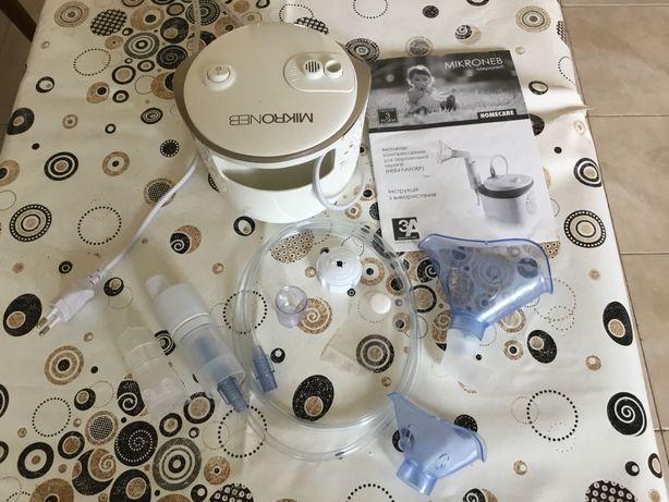 Ингалятор компрессорный для аэрозольной терапии (небулайзер)
