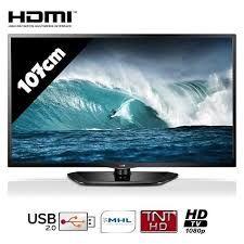 Telewizor LG 42 cale LED 100Hz DVB-T/C FHD 2xHDMI 1xUSB stan idealny